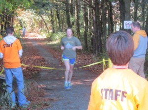 Maureen is the first female finisher. Congratulations!!