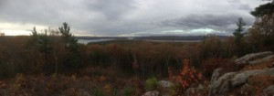 View from the top of Soapstone Mountain.