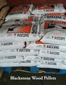 Blackstone Wood Pellets