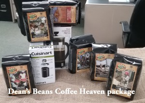 Dean's Beans Coffee Heaven