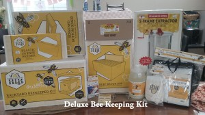 Deluxe Bee Keeping