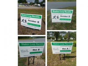 signs about town