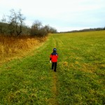 Category _ - Human Interest. To the Trails taken by Brian White on November 2016 at Deer Park Preserve.