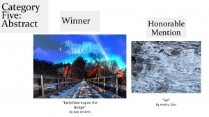 Abstract winners